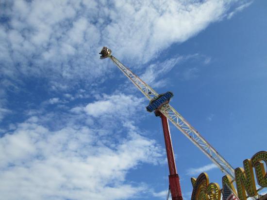 Southport Pleasureland: Very high