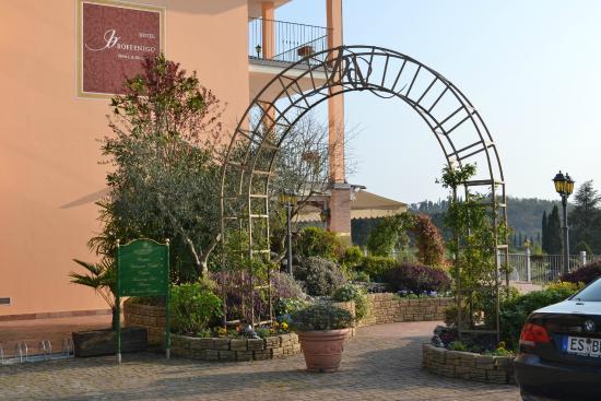 Boffenigo Small & Beautiful Hotel: Entrata