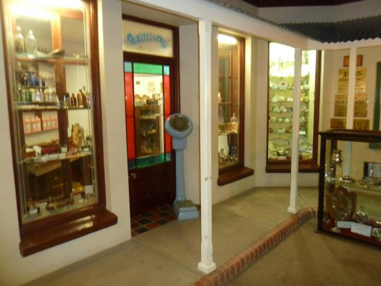 Talana Museum : Beautiful displays