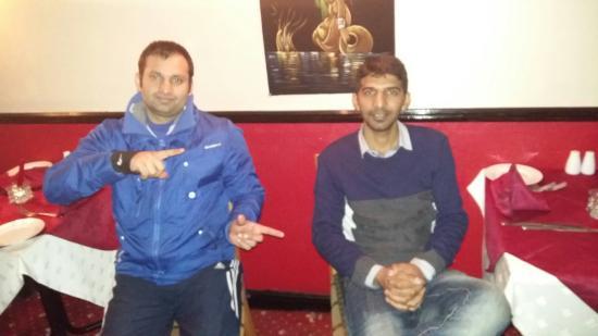 Noor Tandoori: Party's