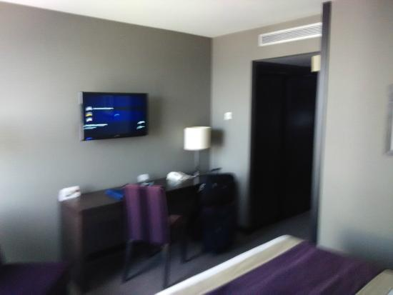 Radisson Blu Hotel, Paris-Boulogne : Room 818
