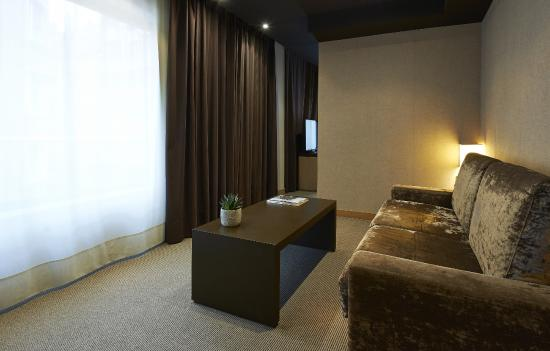 NH Collection Ria de Bilbao : Room