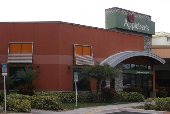 Applebee's: The day after