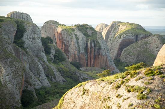 Malanje, Angola: Pedras Negras de Pungo Andungo