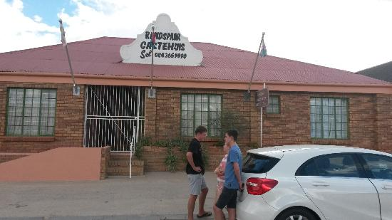 Randspaar Guest House Kamieskroon Northern Cape South Africa