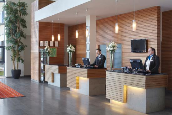 Radisson Blu Hotel, Letterkenny: Lobby Area