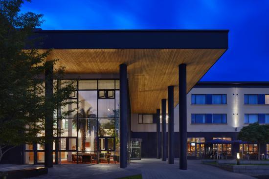 Radisson Blu Hotel, Letterkenny: Exterior of the Hotel