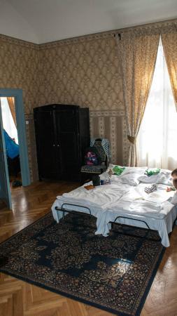 Pest County, ฮังการี: Main bedroom