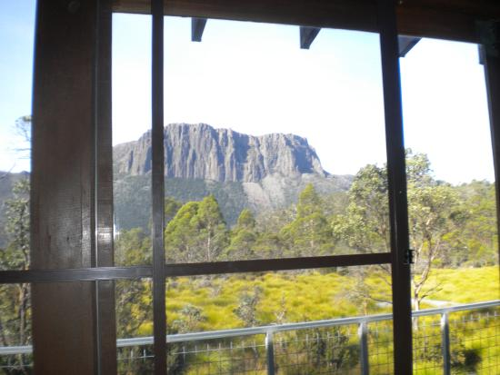 Cradle Mountain Huts: best views from the huts