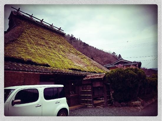 Miyama Futon&Breakfast thatched cottages: Miyama