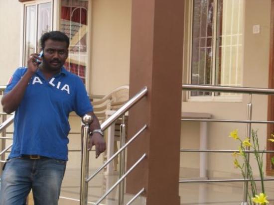 Hotel Sarkar Palace: ooty