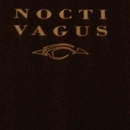 Nocti Vagus: Dark restaurant