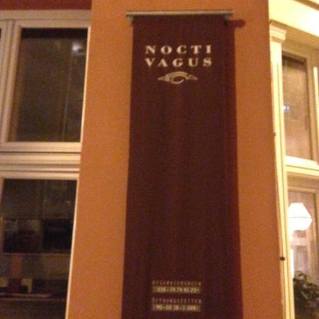 Nocti Vagus - dark restaurant