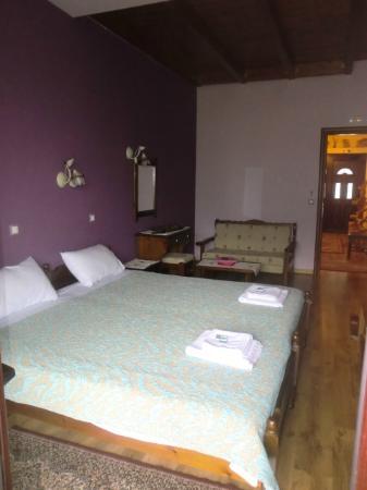 Kastania Guesthouse: Υπνοδωμάτιο