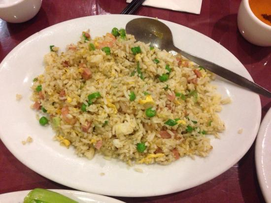 Lee Central Park Chinese Restaurant: Special Fried Rice