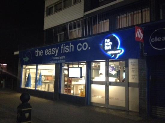 Perfection x picture of the easy fish co stockport for Fish co