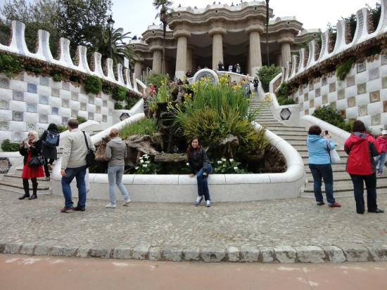 Parc Guell - Picture of Park Guell, Barcelona - TripAdvisor
