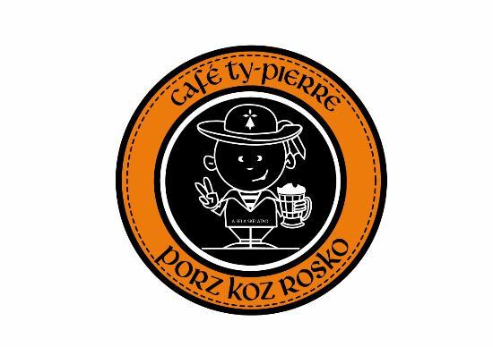 logo cafe ty pierre roscoff