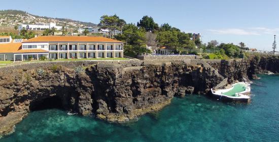 Albatroz Beach & Yacht Club: Sea Front