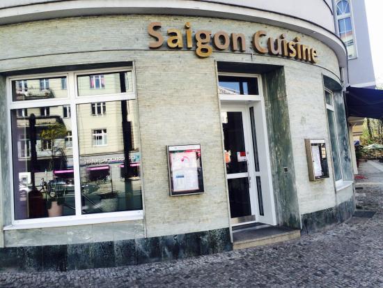 Aussenansicht bild von saigon cuisine berlin tripadvisor for Innendekoration berlin