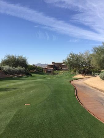 The Westin Kierland Resort & Spa: 9th hole