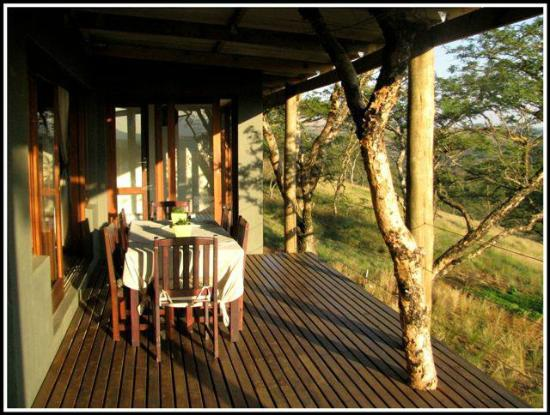 The Hilton Bush Lodge