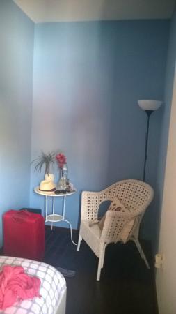 Gaia Porto Hostel: Sitting corner