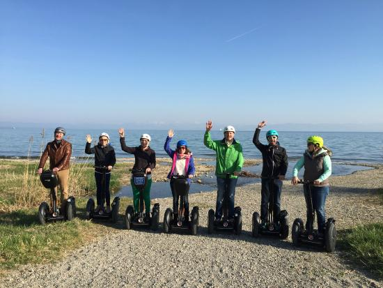 Immenstaad, Tyskland: Segway Tour am Bodensee