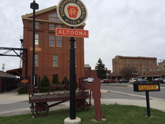 Altoona Railroaders Memorial Museum : Worth the drive
