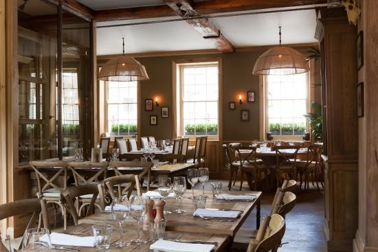 The Grazing Goat: First Floor Dining Room