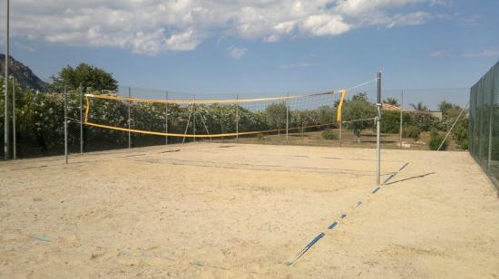 Province of Ogliastra, Włochy: Beach Volley