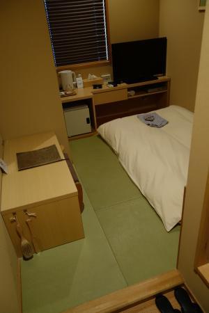Ochanomizu Hotel Shoryukan : Japanese style single room