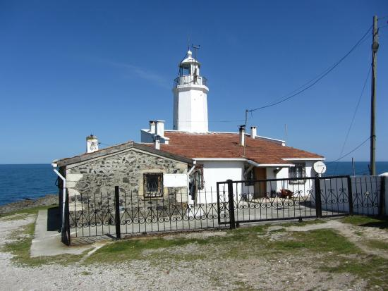 İnceburun Feneri 9 - İnceburun Feneri , Sinop Resmi ...