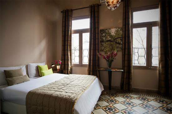 Chambre Rouge - Picture of Villa Clara, Beirut - TripAdvisor