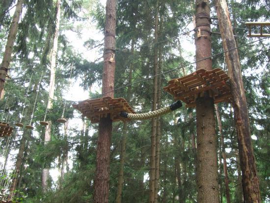 Vaterstetten Kletterpark: Ketterpark Vaterstetten