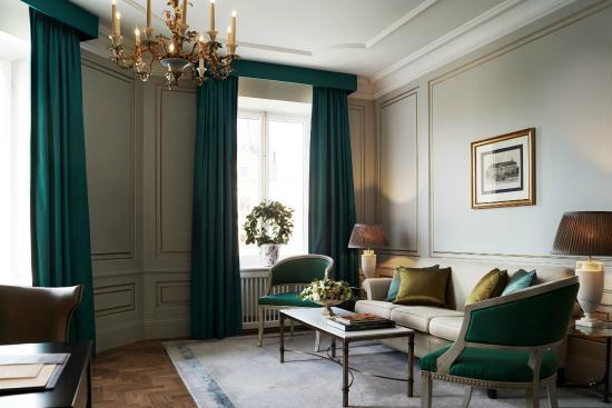 Grand Hotel: Superior suite