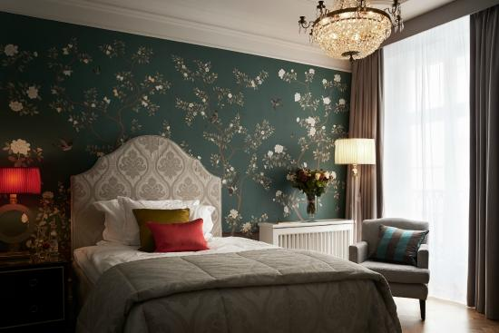 Grand Hotel: Single room
