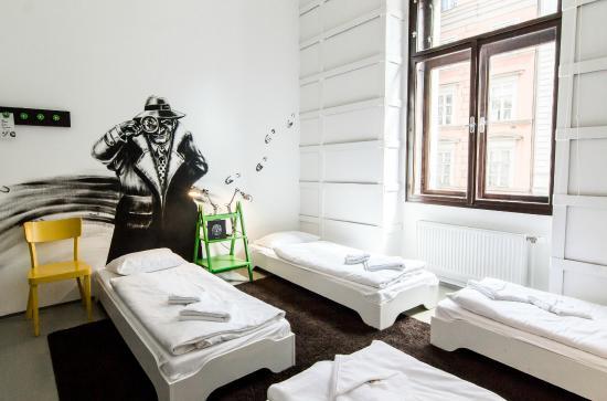 Fusion Hotel Prague: Flexy Room