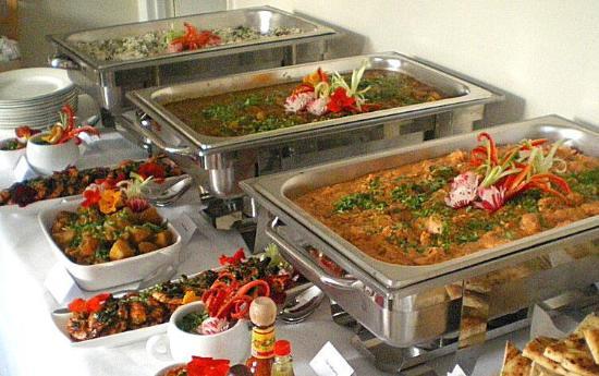 Revelstoke Hotel: Buffets