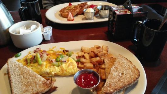 Houlihan's: Köstliches Frühstück