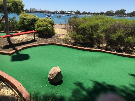 Great View From Mini Golf Course Picture Of King Carnival