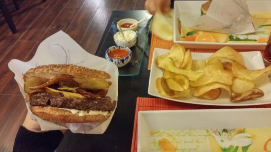 L'Hamburgeria Bistrot