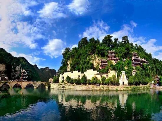 Qinglong Caves, Zhenyuan County, Guizhou