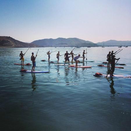 Avila Beach Paddlesports: Paddleboard Rentals
