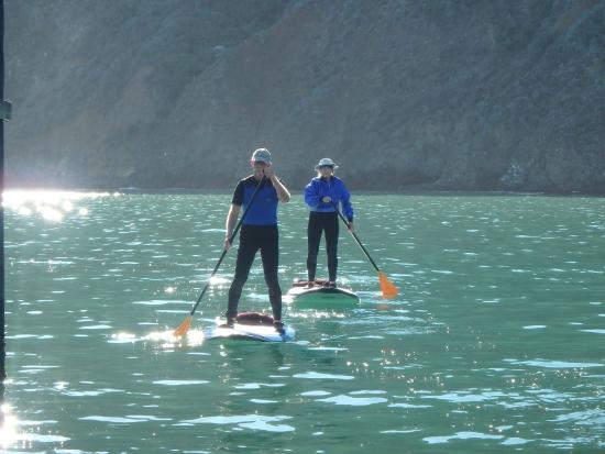 Avila Beach Paddlesports: 1st Time Paddleboarders