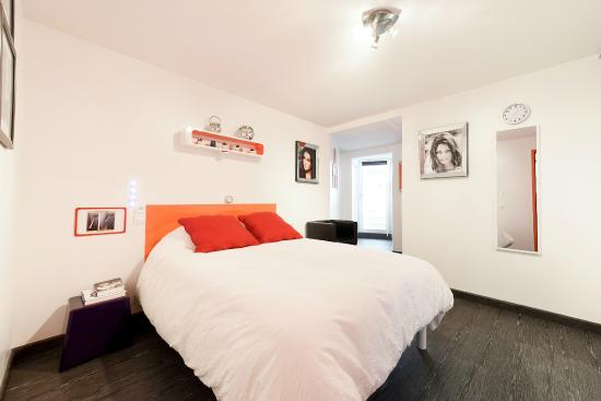 Spacious and clean rooms photo de lyon appart 39 hotel for Lyon apparthotel