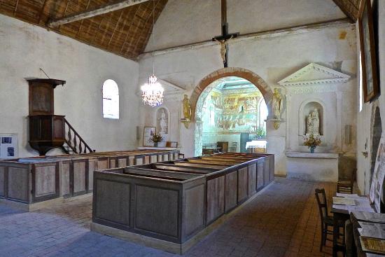 Église Saint-Aignan de Brinay