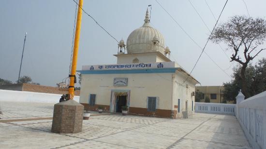 Muktsar, India: Gurudwara Rakabsar Sahib (Front View)