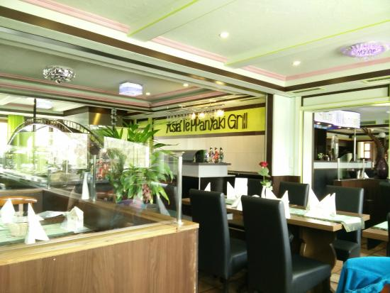 thai hoang asia teppanyaki grill kempten restaurant bewertungen telefonnummer fotos. Black Bedroom Furniture Sets. Home Design Ideas