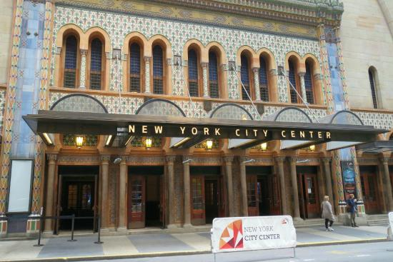New York City Center Theater